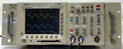 Tektronix Tds 3032b 2 Ch Oscilloscope 300 Mhz 2.5 Gs/s W/3gv Tds3trg And Tds Fft