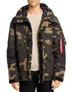 Alpha Industries - Avalanche Primaloft Parka Size L Nwt Free Shipping