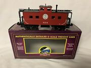 ✅mth Premier Pittsburgh West Virginia Lighted Steel Caboose 20-91129 For Engine