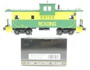 ✅k-line By Lionel Reading Smoking Caboose O Scale For Diesel Steam Engine