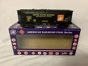 ✅rmt Us Marines California 2 Bay Coal Hopper Car And Lionel Couplers United States