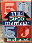 Gayle Kimball / The 50-50 Marriage First Edition 1983