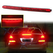 Led 3rd Third Stop Brake Light Lamp For Mercedes Benz C-class W203 Saloon 01-07