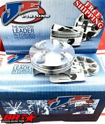 Seadoo 300 9.51 Comp 1.6l Ace Supercharged 100mm Forged Piston Set 3.