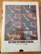 Ultra Rare Nike Collectible Jigsaw Puzzle Be True To Your School 411 / 1225