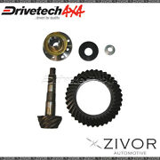 Front Crown Wheel Pinion 4.1111 For Toyota Landcruiser-live Front Axle Fzj75