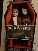 Living Dead Dolls Couple Romeo And Juliet - Spencer Gifts Exclusive Rare