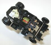 Tyco Slot Car -2.6 Ohm Super Fast Nhra Polymer Drag Chassis-8/20 Gears/tomybsrt