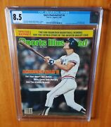 Sports Illustrated 1982 Dale Murphy First Cover Cgc 8.5 None Higher Pop 1