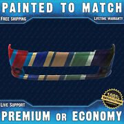 New Painted To Match - Front Bumper Cover For 2013-2019 Ford Flex Suv 13-19