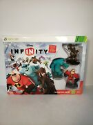 Disney Infinity 1.0 Starter Pack Xbox 360 Complete Very Good Used Condition