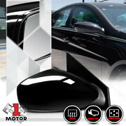[right] Passenger Side Power+heated Foldable Replacement Mirror For 11-14 Sonata