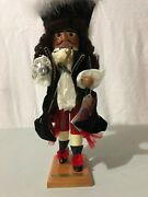 Steinbach Es1826 Capitan Cook Nutcracker Signed Limited Edition - New In Box