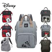 Disney Diaper Backpack Baby Bags For Momdiaper Organizer Mickey Minnie