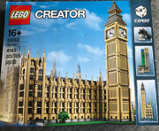 Lego Big Ben - Creator - 10253 - New And Factory Sealed - Rare - Retired