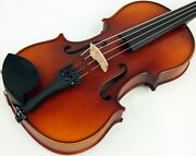 Amati Maestro 14 Viola Outfit W/ Hsc And Bow New 714020523