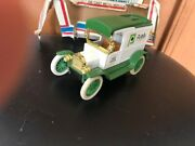 Ertl Diecast Ford 1913 Model T 3rd Publix Delivery Bank W/ Green Wheels