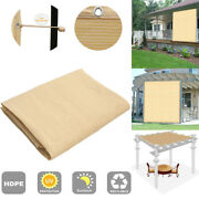 Shatex 90 Shade Fabric Sunblock Net With Grommets For Pergola Vertical Screen