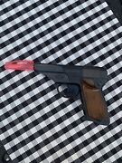 Vintage Edison Giocattoli Toycappistol Made In Italy. Toy Cap Gun