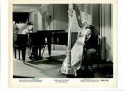 The Big Store-1962-8x10 Promotional Still-re-release-chico Marx Plays Harp G/vg