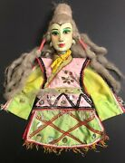 Antique Chinese Opera Hand Puppet