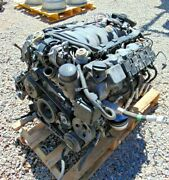 2000 Mercedes Benz S500 Engine -complete Take Out-great Compression-guaranty-t