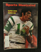 9 1960/70s Sports Illustrated Magazines Lot Thinned Out Issues Great Covers