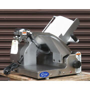 Globe 3500 Meat Slicer New Blade Used Great Condition