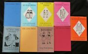 Lucy Fitch Perkins Twins Lot Of 9 Eskimo Indian Chinese Dutch Scotch Cave Farm