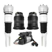Unity Automotive 4-28-133001-c Front And Rear Air Strut Assembly Kit