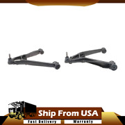 Acdelco 2x Front Control Arm Fits 45d2471 45d2472_wt