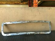 Cadillac Cts-v 6.2l Oem 2011-2015 Front Bumper Cover Mesh Grille Grill Trim 75k