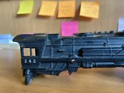 Lionel, Locomotive, 242, Shell Only, As Is, Used, Parts Or Restoration, 5495
