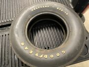 One Pair Nos E70/14 Goodyear Custom Wide Tread Rwl Polyglas Tires/white Letters