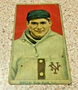 1919 Coupon Cigs. T213 Larry Doyle Type 3 Vintage New York Giants Chicago Cubs