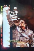 Poster - 12x18 Concert Poster Michael Jackson King Of Pop 4 - 2 Music Posters