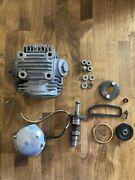 1967 1968 Honda Trail 90 Ct90 Oem Complete Cylinder Head Assembly Same Day Ship