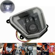 Led Headlight Kit Drl Head Lamp Replacement For 13-17 690r 12-19 690