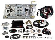 Holley Hp Efi 4bbl Multi Port Fuel Injection System 550-810