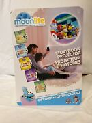 Moonlite Paw Patrol Gift Pack With Storybook Projector For Smartphones W 5 Reels