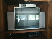 Sony Retro Gaming Ultimate Crt Setup Low Hours Excellent Condition. Works Well.
