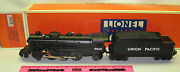 Lionel 6-18640 Union Pacific 4-6-2 Locomotive And Tender Air Whistle