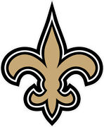 Decal New Orleans Saints - Sticker For Car, Truck, Windows,wall, Laptop Nfl