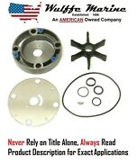 Water Pump Impeller Kit And Housing For Omc Stringer Stern Drive 983218 18-3386