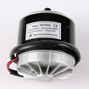 350w 24v Brush Dc Electric Motor For E-scooter, Go Karter, Atv, Scooter, Bicycle