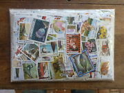 1100 Different Stamps From Cambodia Stamp Pack