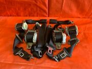 99-00 Honda Civic Si Em1 Complete Seat Belt Set Front And Rear Left Right Type K