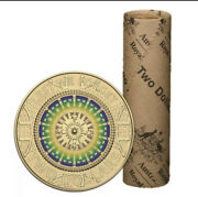 💰2017 Anzac Day - Lest We Forget - 2 Dollar 25 Coin Ram Roll In Tube