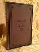 State Of Maine Public School Laws 1878 Me Government Legal Book 19th Century