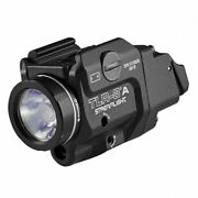 Streamlight Tlr-8 A Gun Light With Red Laser And Rear Switch 500 Lumens Pistol